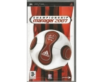Championship Manager 2007 - Used - PSP