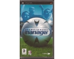 Championship Manager - Used - PSP