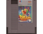 Digger the Legend of the lost City - Used - NES