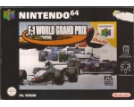 F-1 World Grand Prix - Used - Nintendo 64