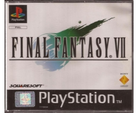 Final Fantasy VII - Used - Playstation 1