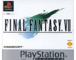 Final Fantasy VII Platinum - Used - Playstation 1
