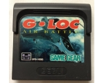 G-Loc Air Battle - Used - Sega Game Gear