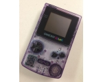 Nintendo Game Boy Color - Clear - Used