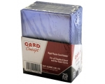 TRADING CARD TOP LOADERS PACK OF 25