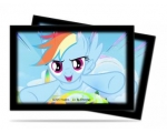 My Little Pony Rainbow Dash Deck Protectors - 60..