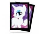 My Little Pony Rarity Deck Protectors - 60 SLEEV..