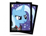 My Little Pony Trixie Deck Protectors - 65 SLEEV..