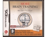 More Brain Training from Dr Kawashima How old is..