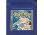 Pokemon Blue Version - Used - Nintendo GameBoy
