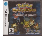 Pokemon Mystery Dungeon Explorers of Darkness - ..
