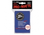 Ultra Pro Blue Pro-Matte Protectors - 50 Sleeves..