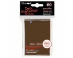 Ultra Pro Brown Deck Protectors - 60 Sleeves per..