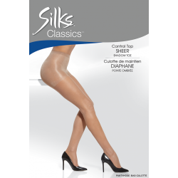 Silks Control Top Pantyhose