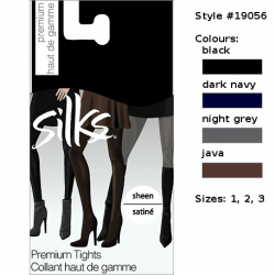 Silks Opaque Sheen Tights [style 19056]