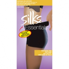 Silks Essentials Waistband Free Pantyhose [style 19534]