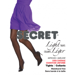 Secret Light Tights: Waistless [style 2698]