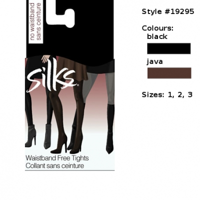 Silks Waistband-free Tights [style 19295]