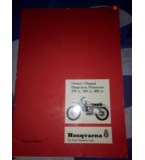Husqvarna owners manual