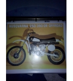 Husqvarna owners/parts/repair manual