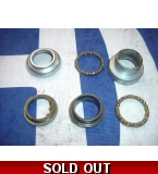 Husqvarna steering head bearings