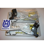 Magura clutch and brake lever assemblies