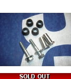 Husqvarna handle bar mounting kit