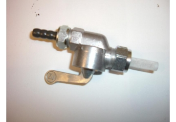 Husqvarna petrol tap 8mm outlet for all metal tanks 1966 to 1983
