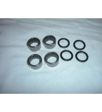 Husqvarna swing arm bearings  and o rings 1976 to 1984