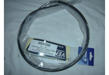 Husqvarna front brake cable 1979 to 1984