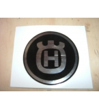 Husqvarna sprocket cover decal
