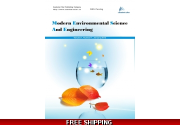 Modern Environmental Science and Engineering