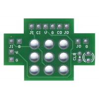 3PDT True Bypass Daughterboard