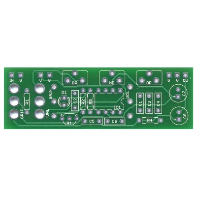 Ruby / Noisy Cricket Amp - Board-mounted controls