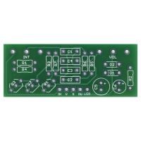 Karlito Loves Fuzz PCB