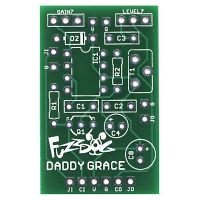 FuzzPup Daddy Grace Drive/Distort..
