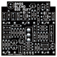 Big Muff Pi - Bass Blender