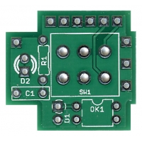 OptoPuss - Optical True Bypass PCB