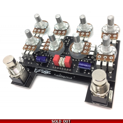 Emperor Dual Overdrive