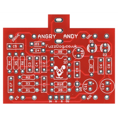 Angry Andy PCB