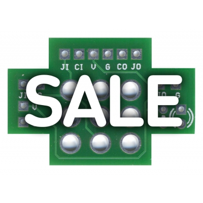 3PDT True Bypass Daughterboard SALE!