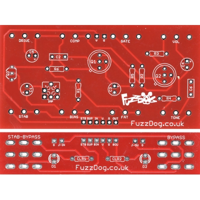 Octo Factory PCB