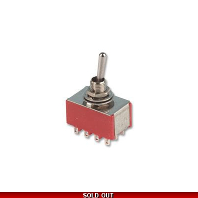 4PDT toggle switch
