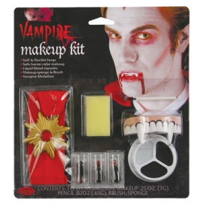 All-In-One Vampire Make Up Kit