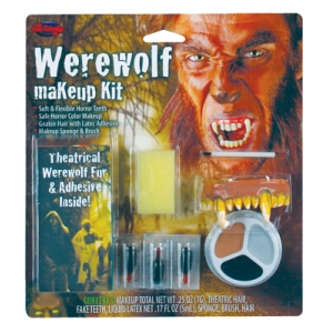 All-In-One Werewolf Wolverine Make Up ..