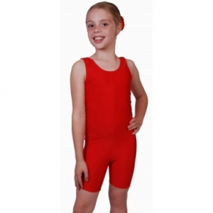 Lexi Sleeveless Unitard - Lycra