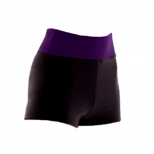 Essential Wide Band Shorts with Colour..