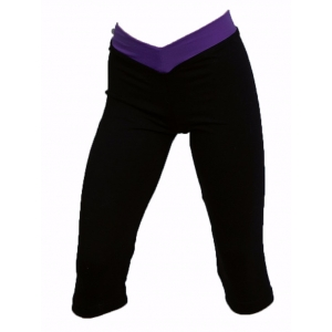 Essential V Band 3/4 Leggings