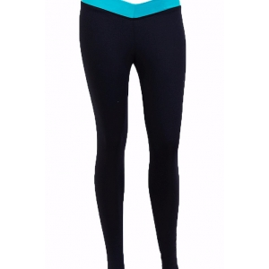 Essential V Band Full Length Leggings