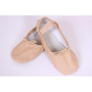Ballet Shoes - Full sole leather